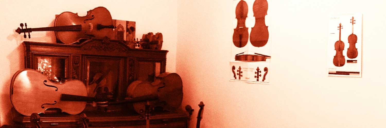 Instrumente mieten bei Geigenbau Zwirner